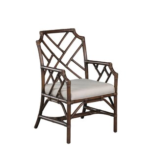 Kenian New Classics Patio Dining Chair with Cushion
