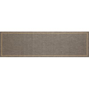 Beaminster Gray Indoor/Outdoor Area Rug