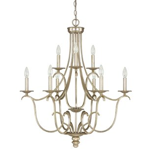 Cecil 9-Light Chandelier by House of Hampton