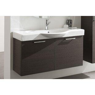 Light 2 41 Single Bathroom Vanity Set by Acquaviva