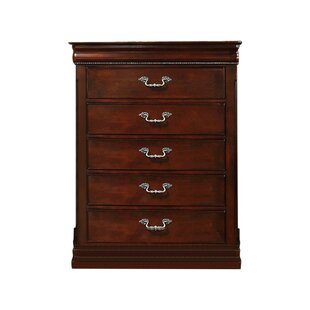 Basco 5 Drawer Chest