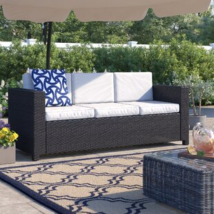 Kitts Garden Sofa With Cushions Image