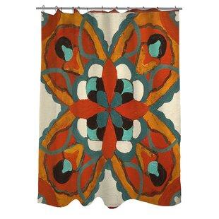Laila I Single Shower Curtain