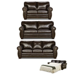 Three Posts Trafford Sleeper Configurable Living Room Set