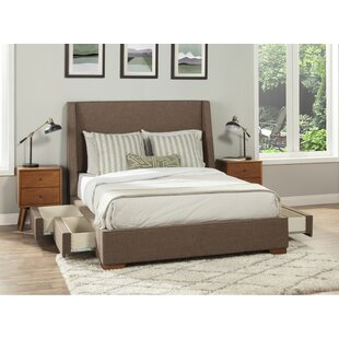 Budget Garold Upholstered Storage Platform Bed by Brayden Studio Reviews (2019) & Buyer's Guide