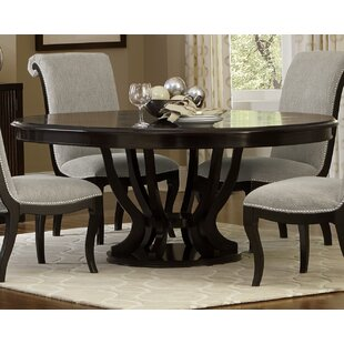 Charlton Home Winding Dining Table