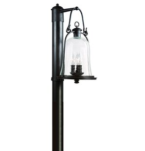 Theodore Cottage 3-Light Lantern Head By Darby Home Co Outdoor Lighting