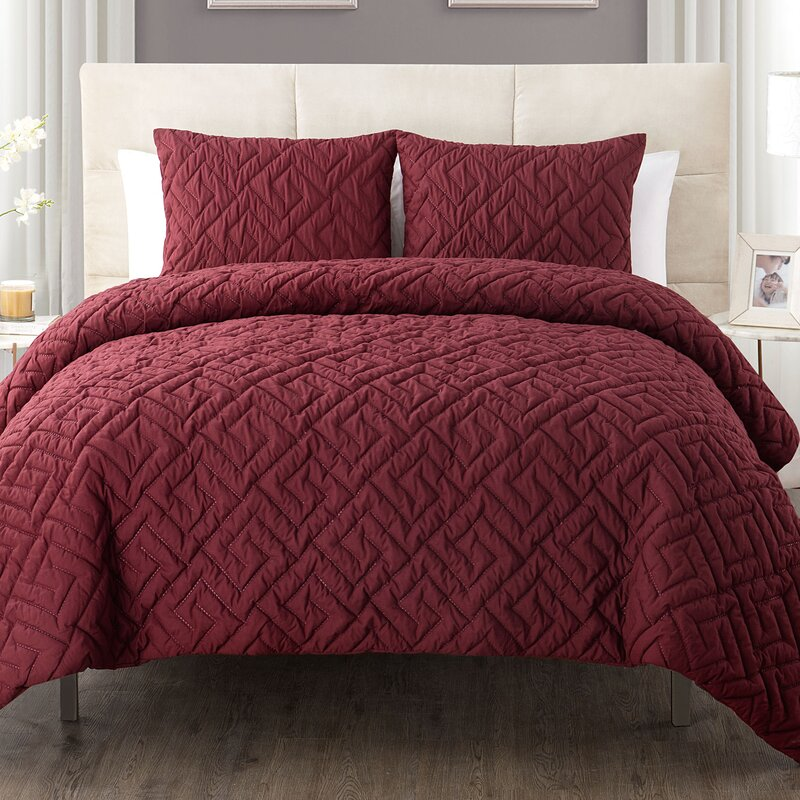 Zipcode Design Lennon 3 Piece Comforter Set