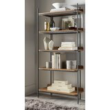72.01 H x 36.14 W Metal Etagere Bookcase by Bobby Berk Home