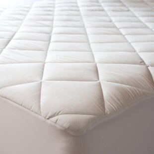 200 Thread Count Microfiber Waterproof Mattress Pad