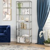 Emely Etagere Standard Bookcase by Willa Arlo Interiors