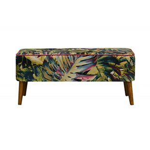 Upholstered Bench By MONKEY MACHINE