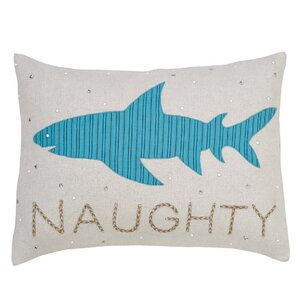 Yizheng Shark Lumbar Pillow
