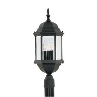 Reviews Castellanos 3-Light Lantern Head By Alcott Hill
