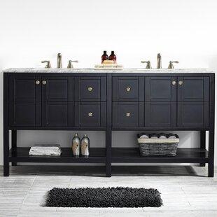 Black Bathroom Vanities Youu0027ll Love | Wayfair