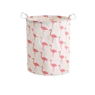 Order Flamingo Organizer Laundry Hamper ByBay Isle Home