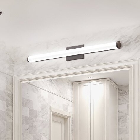 Lithonia Lighting Cylinder 1-Light LED Bath Bar & Reviews | Wayfair