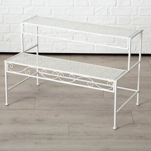 Michaelson Stepped Rectangular MultiTiered Plant Stand