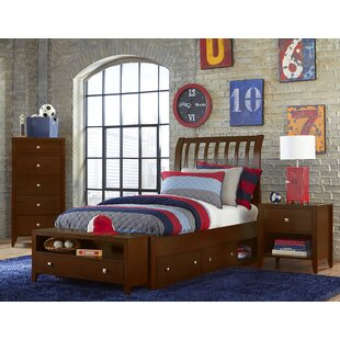 Great Price Granville Rake Storage Sleigh Bed by Viv + Rae Reviews (2019) & Buyer's Guide