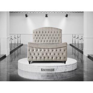 Sale Price Hellenic Upholstered Bed Frame