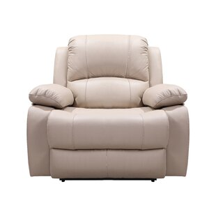 Read Reviews Timmerman Leather Power Recliner by Red Barrel Studio Reviews (2019) & Buyer's Guide
