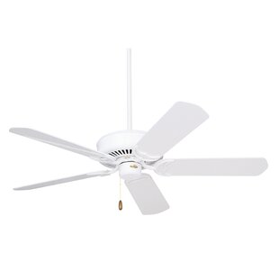 Find the perfect 52 Wheeler 5-Blade Ceiling Fan By Latitude Run
