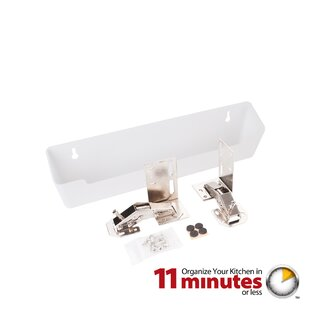Plastic 2 Piece Tip Out Tray Set by Hardware Resources
