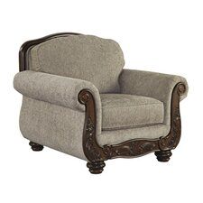 Mereworth Armchair by Astoria Grand