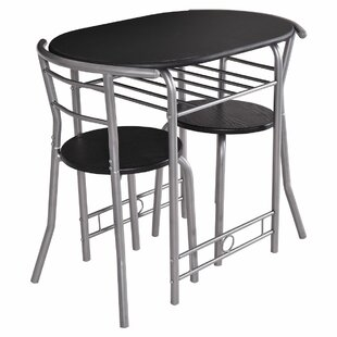 Shingadia Bistro 3 Piece Breakfast Nook D..