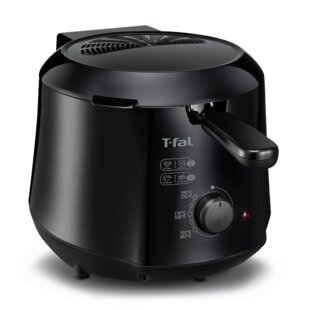 1.2 Liter Cool Touch Mini Fryer by T-fal 2019 Sale
