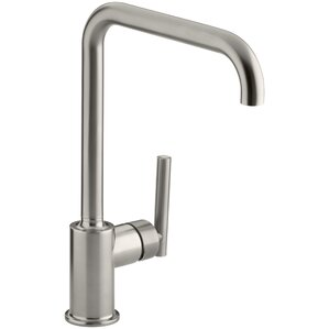 Kohler Purist Single-Hole Kitchen Sink Faucet with 8