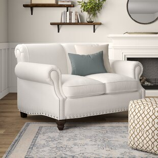 Affordable Landry Loveseat by Birch Lane™ Heritage Reviews (2019) & Buyer's Guide
