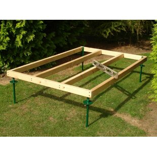 Review 5.9 Ft. W X 5.9 Ft. D Base/Foundation Kit