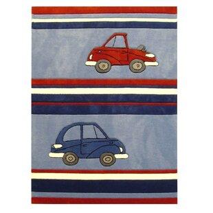 Kids Car Rug Wayfair Co Uk