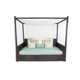 Signature Viceroy Day Bed with Cushion by Patio Heaven