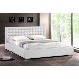 Affordable Price Reeves Upholstered Platform Bed by Orren Ellis Reviews (2019) & Buyer's Guide