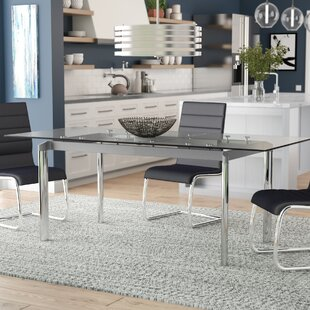 Chellsey Extendable Dining Table by Orren Ellis Read Reviews