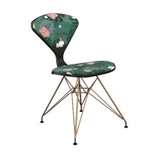 Brayden Studio Bee Upholstered Dining Chair