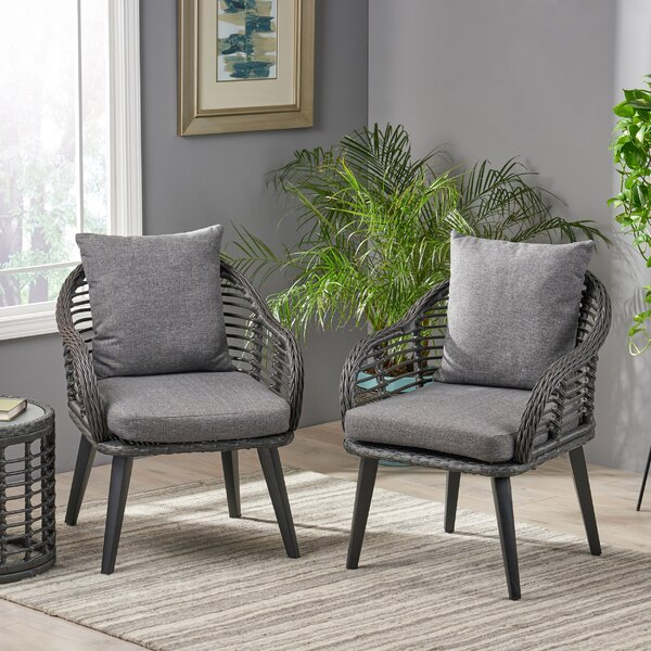 Astonishing Indoor Sunroom Chairs Wayfair Ca Pabps2019 Chair Design Images Pabps2019Com