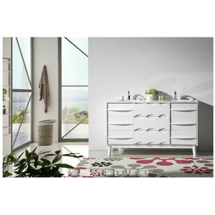 Affordable Ziemer 60 Bathroom Vanity Set By George Oliver