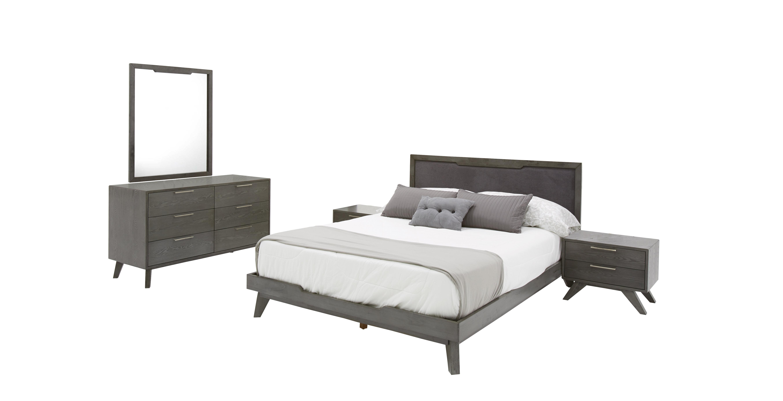 Merrinda Platform 5 Piece Bedroom Set Reviews Allmodern