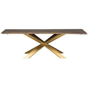 Orren Ellis Boler Pedestal Dining Table
