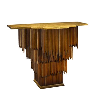 Kepler Mai Tai Entry Console Table by Everly Quinn No Copoun