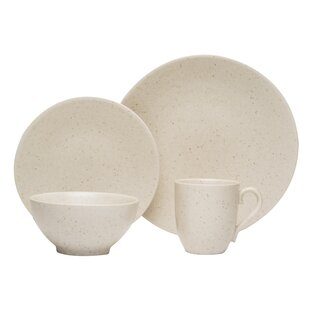 Oatmeal 16 Piece Dinnerware Set  sc 1 st  AllModern & Dinnerware Sets - Modern u0026 Contemporary Designs | AllModern