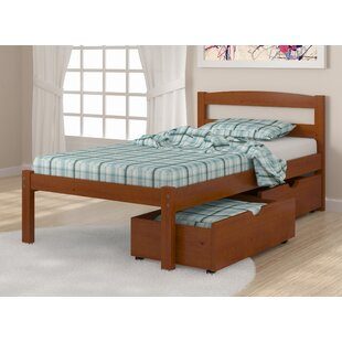 Goddard Full/Double Storage Platform Bed