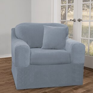 Separate Seat Armchair Slipcover