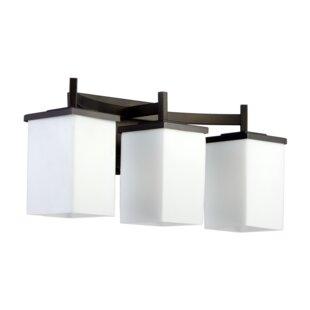 Wade Logan Hobart 3-Light Vanity Light