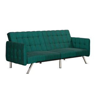 Littrell Convertible Sofa by Wade Logan Wonderful