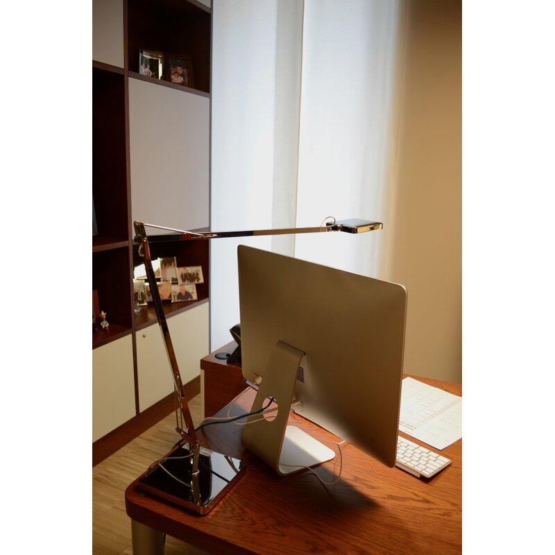 Kelvin Led Green 21 85 Desk Lamp Allmodern