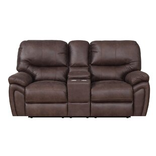 Shop Quance Reclining Loveseat by Winston Porter